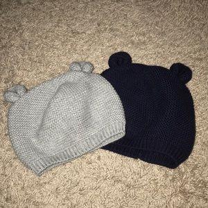 Baby gap knit hat